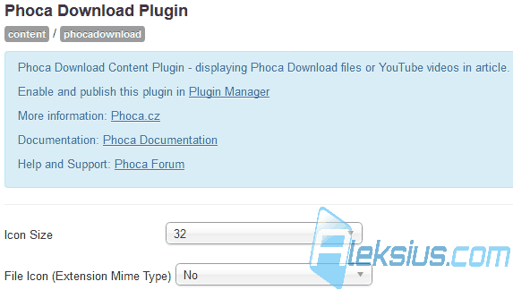 Phoca Download Plugin