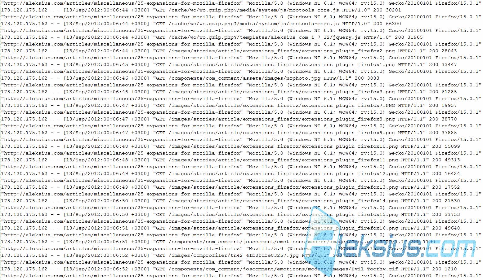 Логи сайта. Защита Joomla (часть 8). Бесплатный SSL сертификат. Обзор Рут